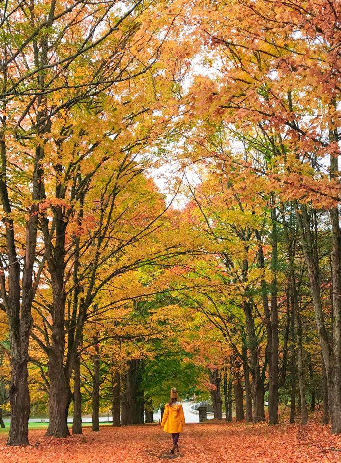 Keene Valley New York Adirondack Park