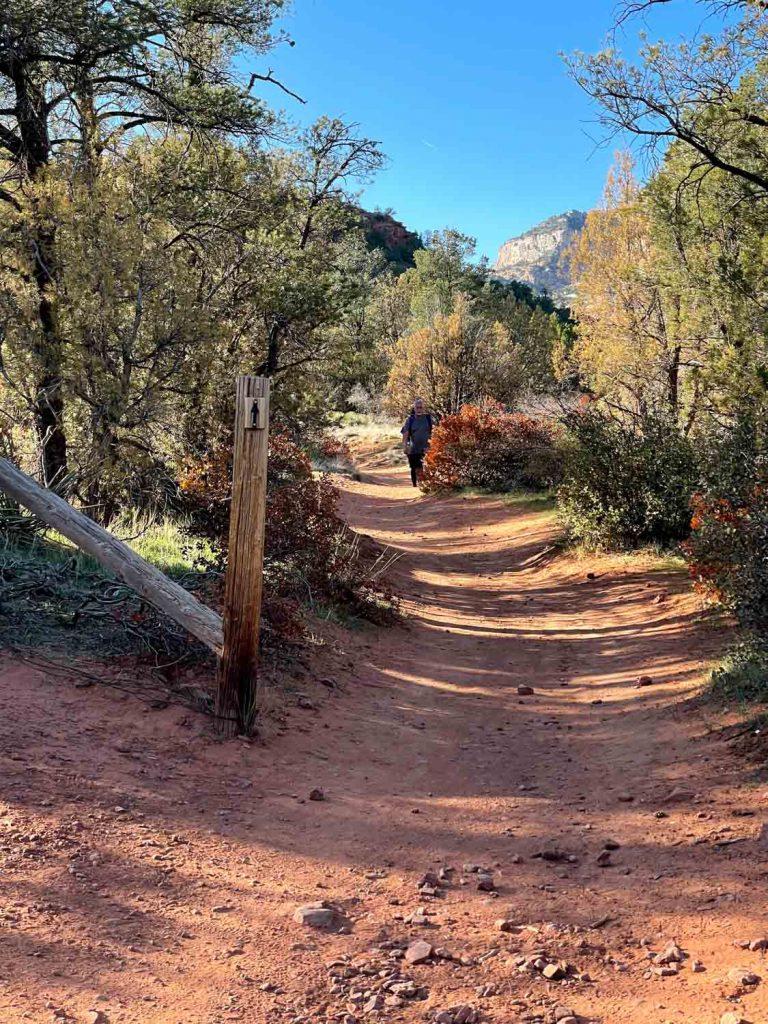 Sedona Birthing Cave hike